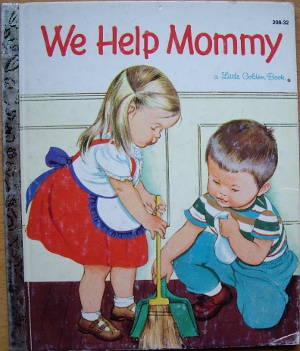 We-help-mommy