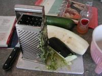 Grated_zucchini